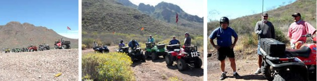 Loma del Mar ATV ride